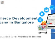 Ecommercedevelopment company in bangalore