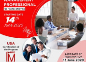 Chrmp - certified human resource management profes