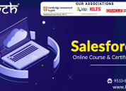 Learn salesforce online | limited time discount‎