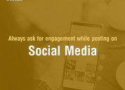 Which is leading social media agencies in gurgaon