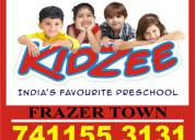 Kidzee frazer town 7411553131 kindergarten 1111