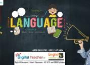 Language laboratory system / language lab system