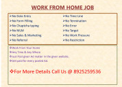 Part time/full time ad posting jobs in coimbato