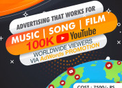 Best music promotion agency in chandigarh