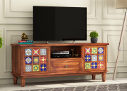 Shop solid tv units online at wooden street @ low