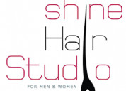 Shine hair studio in india| hair replacement | wig