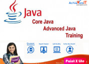 Best java training institute