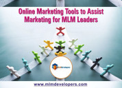 Online marketing tools for mlm business marketing