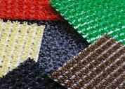 Turf mat manufacturer