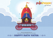Celebrate the rath yatra puja with puja items