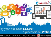 Website design company | imperial