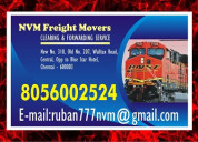 Nvm freight movers since 1979 | 8056002524 | chenn