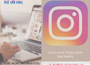 Get instagram followers in just $20 by smm panel