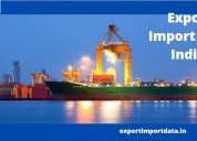 Export import data india