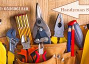 Handyman services | professional handyman in dubai