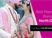 Personalised matrimonial services north delhi