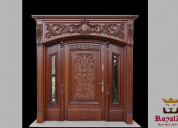 Buy hand carved furniture