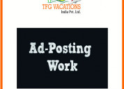 Online tour operator for tourism company