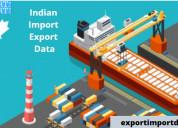 Organized indian import export data