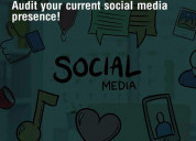 Have a look for social media agencies in gurgaon