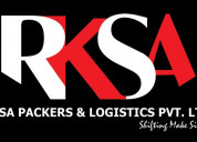 Rksa - movers and packers in bhiwani