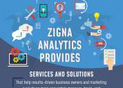 Data analytics service provider