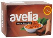 Avelia sandal & turmeric soap 75gm