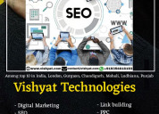 Vishyat technologies - seo  services company in in