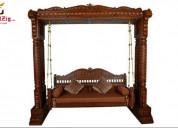 Buy wooden carved furniture