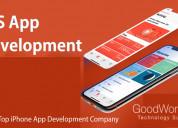 Top iphone ios app development company