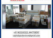 Capital packers and movers trivandrum