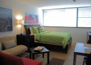 Accommodation furnished for student apartments