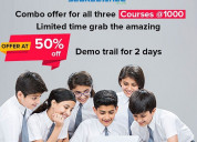 Online courses for class 10