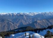 Kedarkantha trek - winter trek of india
