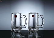 Grab low cost glassware for beer online at wooden