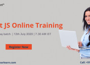 React js online course 13th july