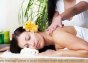Full body to body massage by female at sun n moon mall jaipur