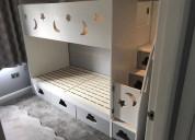 Triple bunk beds ireland
