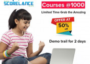 Online courses for class10