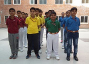 Icse school in lucknow – jaipuria school alambagh