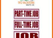 Online tour operator for tourism company-hiringnow