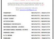 Passport consultant in bangalore