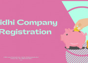 Nidhi company - register on-line now!!-(+91)-7558-