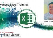 Advanced excel training center