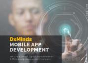 App development cost in bangalore - dxminds