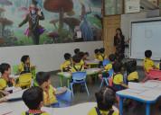 Dis  | best public school in dwarka | library