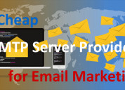 Unlimited smtp server