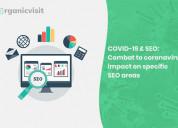 Covid-19 & seo: combat to coronavirus impact on sp