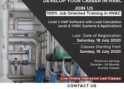 Heat ventilation & air conditioning training ( hva