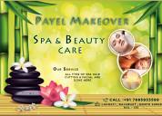 Parlour at home in kolkata.hygienic beauty service
